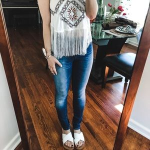 Target Mossimo Skinny Stretch Jeans 4